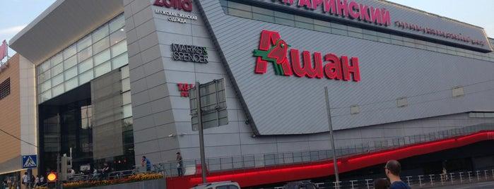 ТРЦ «Гагаринский» is one of Москва.