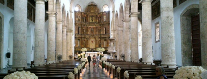 Catedral Santa Catalina De Alejandría is one of สถานที่ที่ Carl ถูกใจ.