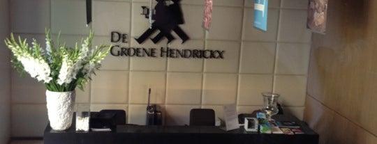 De Groene Hendrickx is one of placestobe.