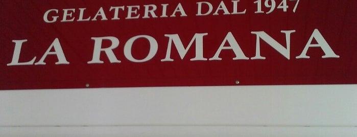 La Romana Gelateria is one of สถานที่ที่ Chiaretta ถูกใจ.