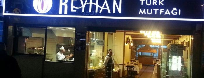 Reyhan Türk Mutfağı is one of Lugares favoritos de Büşra.