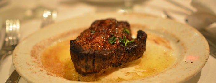 Ruth's Chris Steak House is one of Manhattan, NY - Vol. 1.