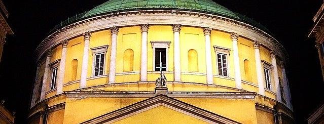 Basilica di San Carlo al Corso is one of Milano.