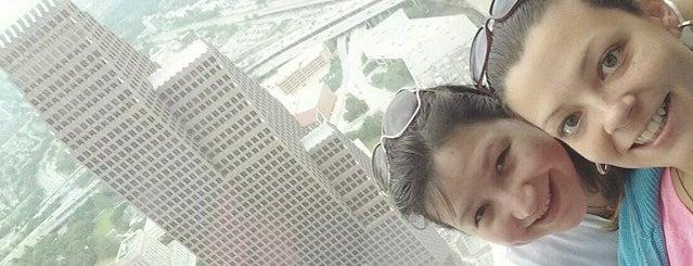 JP Morgan Chase Observation Deck is one of Orte, die Berenice gefallen.