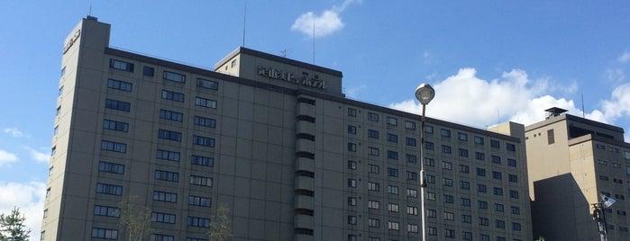 Jozankei View Hotel is one of Lieux qui ont plu à 重田.