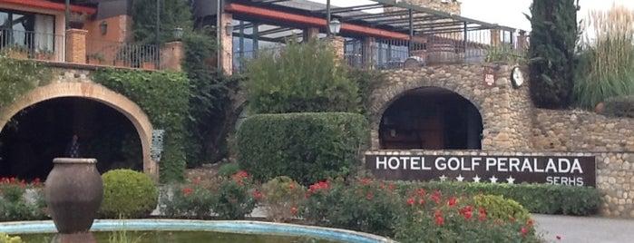 Hotel Peralada is one of Locais curtidos por Marina.