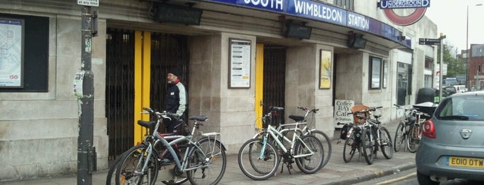 South Wimbledon London Underground Station is one of Underground Stations in London.