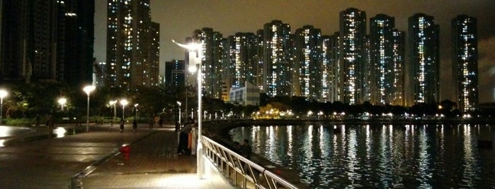 Tsuen Wan Promenade is one of Aptravelerさんのお気に入りスポット.