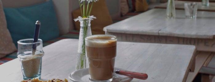 Cafe Frühtau is one of To-do-Liste / MUC.