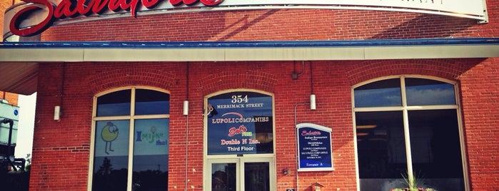 Salvatore's Restaurant is one of Massachusetts.