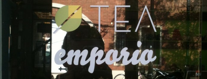 Garden Tea Emporio is one of Stgo. City.