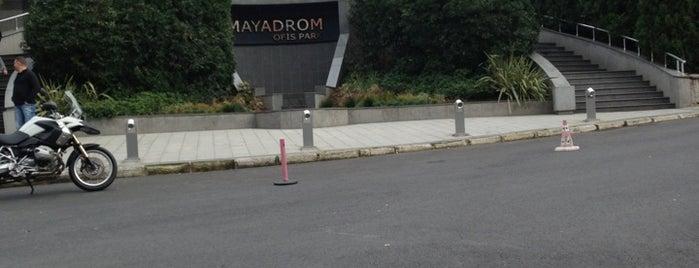 Mayadrom is one of สถานที่ที่บันทึกไว้ของ Dilara.
