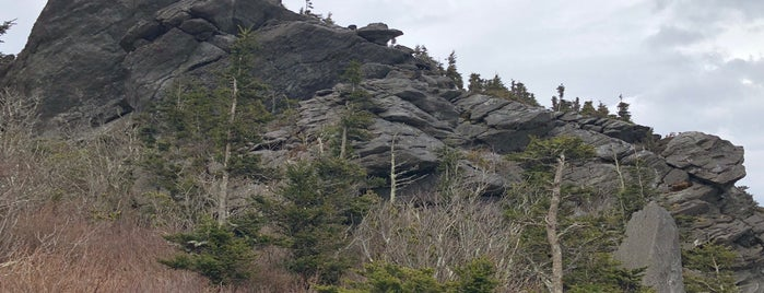 Grandfather Extension Trail is one of Grandfather Mountain Points.