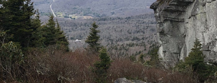 Grandfather Mountain Points