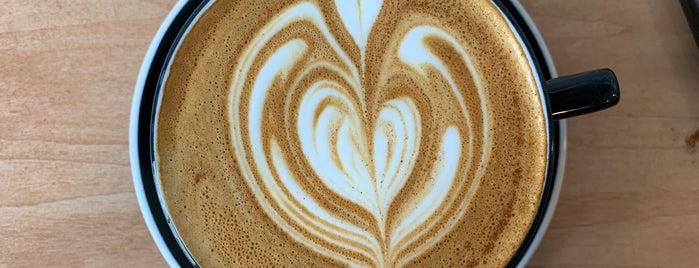 Brew Coffee Bar is one of Orte, die D gefallen.