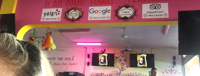 La Taquiza is one of สถานที่ที่ J. Pablo ถูกใจ.
