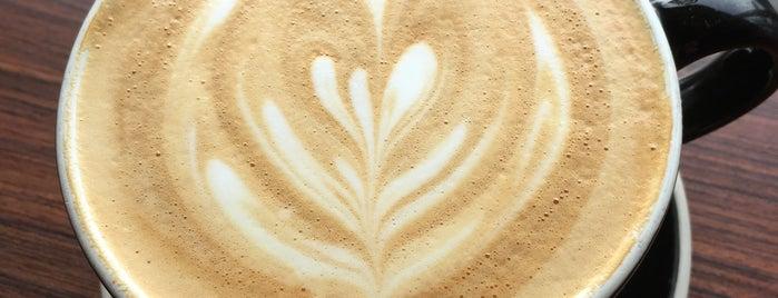 Bluebeard Coffee Roasters is one of Lugares favoritos de John.