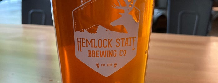 Hemlock State Brewing Company is one of Great Places for Great Beer.