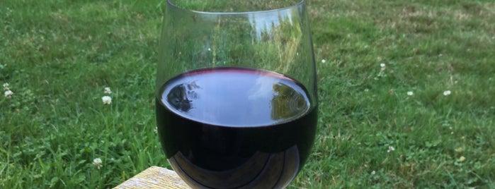 Vashon Winery is one of Lieux qui ont plu à John.