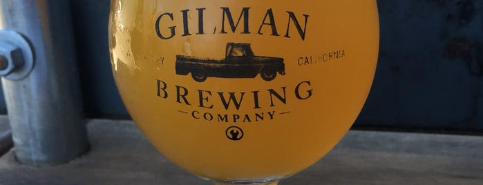 Gilman Brewing Company is one of Lieux qui ont plu à John.