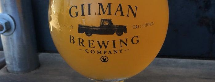 Gilman Brewing Company is one of Orte, die John gefallen.
