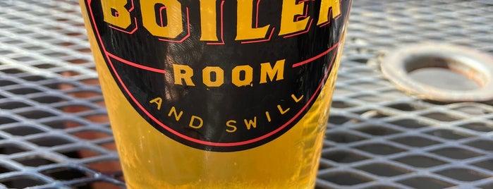 The Boiler Room is one of Lugares favoritos de John.