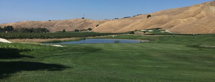 The Course at Wente Vineyards is one of Lieux qui ont plu à John.