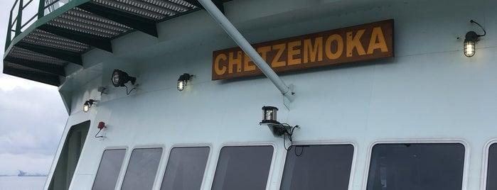 M/V Chetzemoka is one of Orte, die John gefallen.