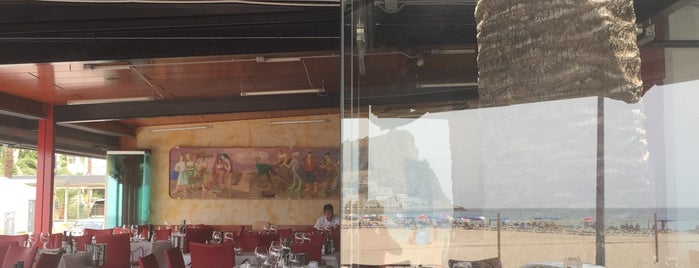 Restaurante Barranco Playa is one of ¿Dónde comer arroz en Alicante?.