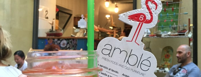 Amblé is one of Florence Eat.