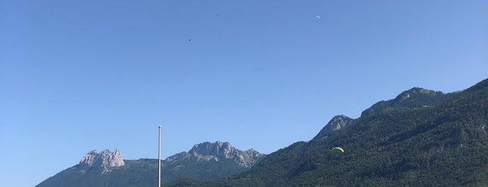 Plage de Doussard is one of Alpen-Tips.