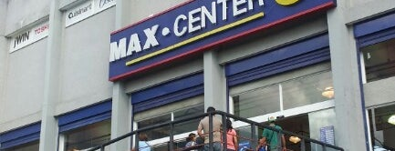 Max Center is one of Lugares favoritos de Raiza.