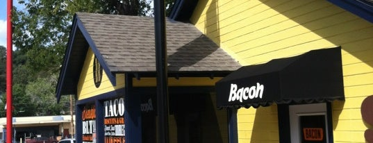 Bacon is one of Austin - tried and true.