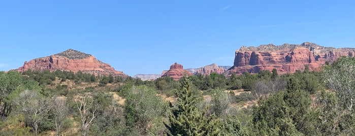 Red Rock Information Center is one of Sedona.