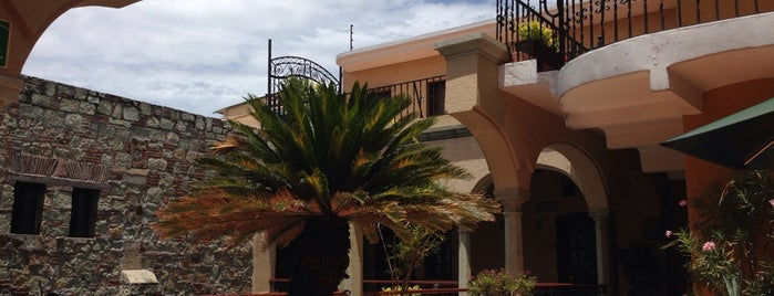Hotel Casantica is one of Hoteles.