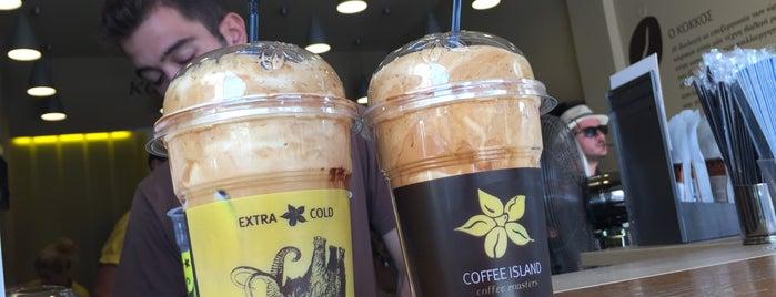 Coffee Island is one of Tempat yang Disukai Spiridoula.