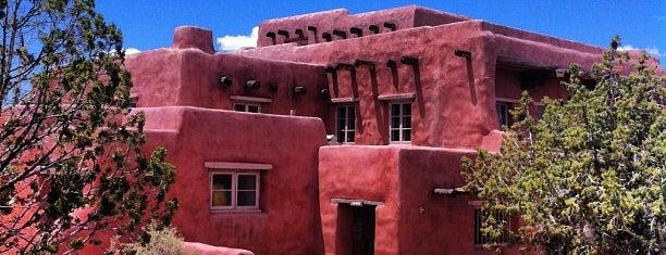 Painted Desert Inn National Historic Landmark is one of Route 66 Roadtrip.