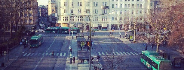 Gustav Adolfs Torg is one of Malmö.