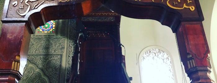 Hammam de la Mosquée de Paris is one of ENJOY ! (2).