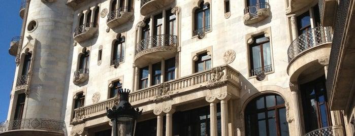 Hotel Casa Fuster is one of Hoteles en España.