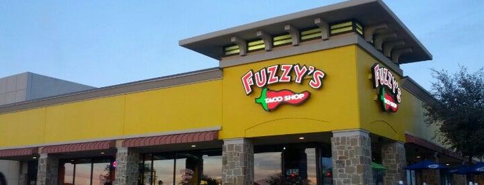 Fuzzy's Taco Shop is one of David : понравившиеся места.