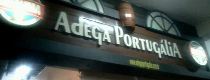 Adega Portugália is one of Botecos cariocas.