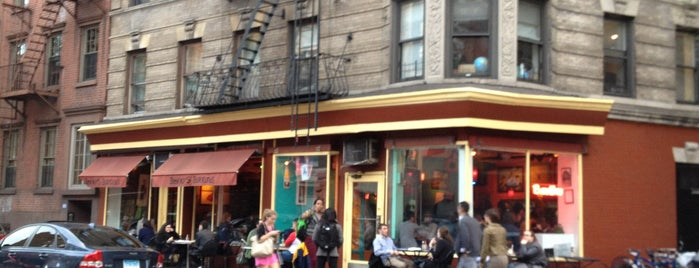 Benny's Burritos is one of New York 2.