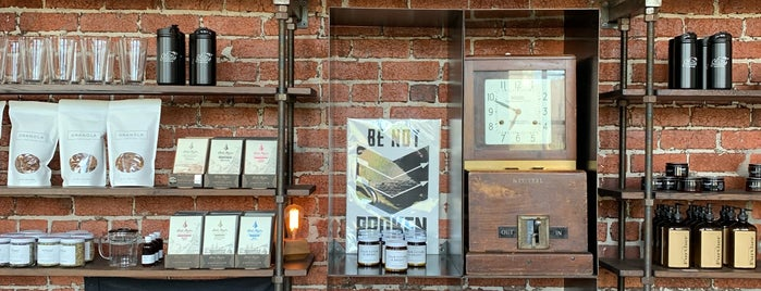States Coffee & Mercantile is one of Deep East bay eats.