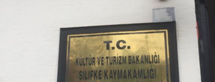 Narlıkuyu Müzesi is one of Silifke.