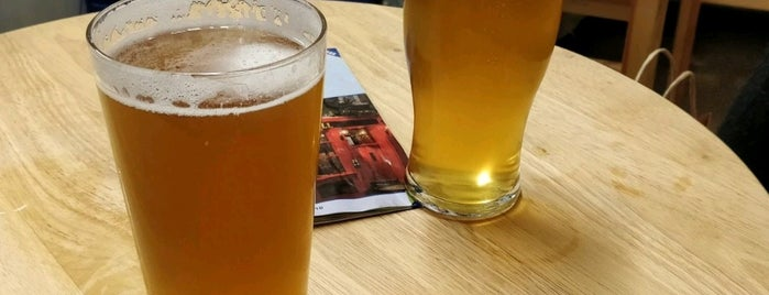 Spartan Brewery is one of London's Best for Beer.