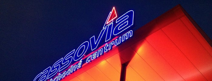OC Cassovia is one of MALLS/SHOPPING CENTERS in Slovakia.