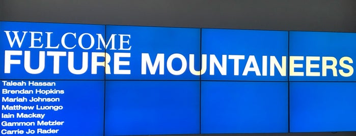 WVU Visitors Center is one of WVU Mountaineer.