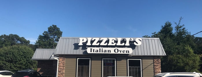 Pizzelis Italian Oven is one of Calabash.