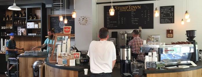 Stumptown Coffee Roasters is one of A long weekend guide to Portland.....